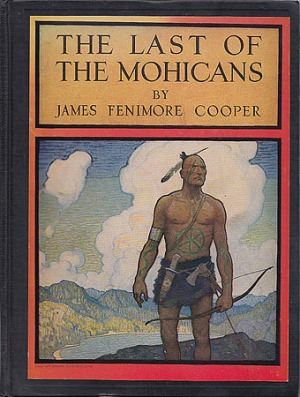 Image of book, The Last of the Mohicans